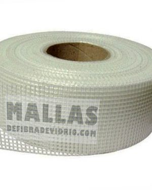 Cinta en malla de fibra de vidrio anti-grietas